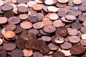 Das Ende des Kleingelds?
