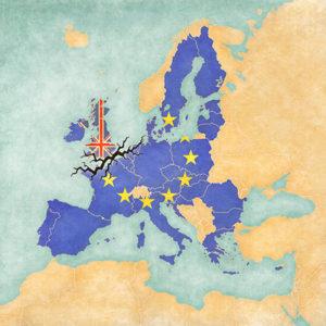 Gespaltene EU