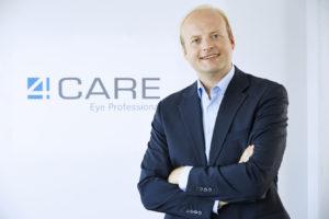 Marco Siegmund, Geschäftsführer 4Care