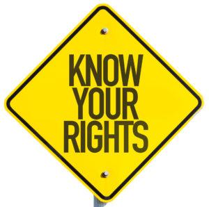Kenne deine Rechte