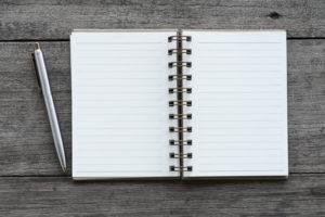 Dein Notizbuch