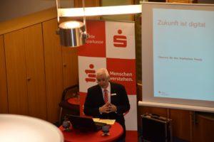 Vorstandsmitglied Wilfried Sommer