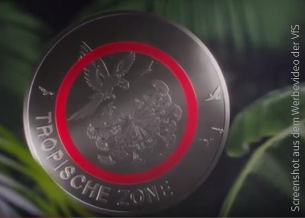 Neue 5 Euro Münze Der Serie Klimazonen Der Erde Blog Der Förde