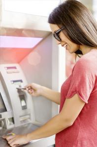 Geldabheben im Ausland