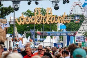 Woderkant Festival bei der Kieler Woche