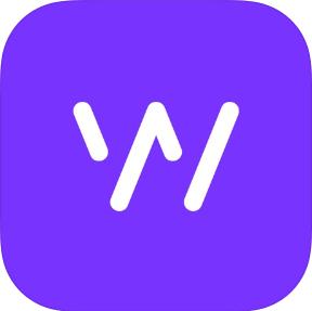 Logo der App Whisper