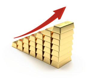 Krisenzeiten: Goldpreis steigt