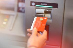 Sparkassen Geldautomat