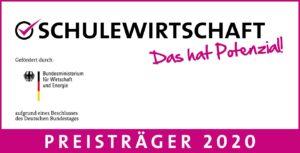 SCHULEWIRTSCHAFT Preisträgerlogo