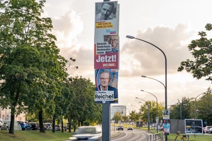 Werbeplakate